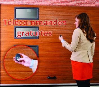 T l commandes gratuites pour toute commande de porte de for Commande porte de garage